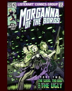 Morganna Of The Borgs #2