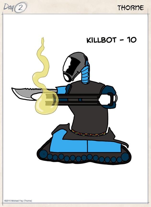 K-10...get it?