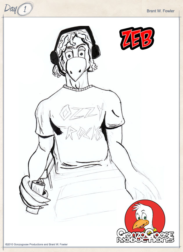 Zeb G. Goose