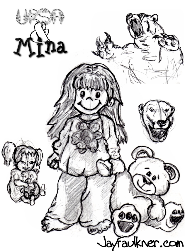 #8 - Ursa and Mina - Jay Faulkner