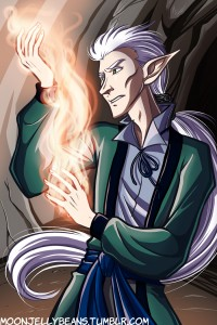 Elven Wizard