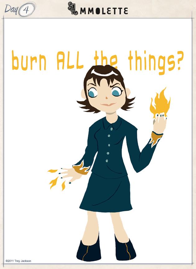 Immolette