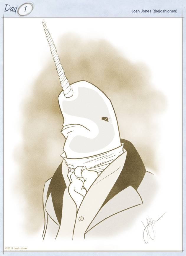Lord Ebenezer Whalesford Shaw, Victorian Narwhal