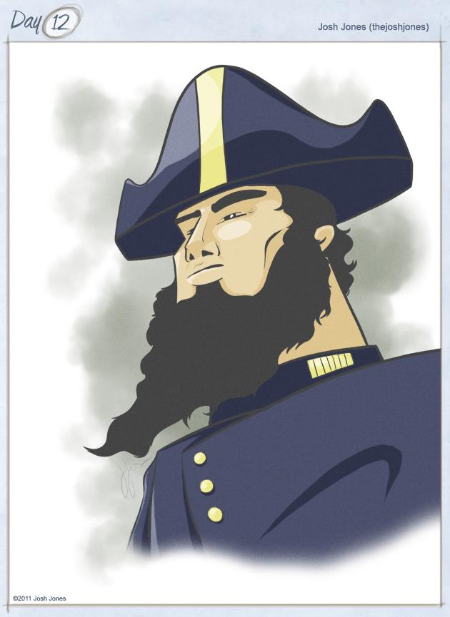 #12 Admiral Mortimer Brisbane