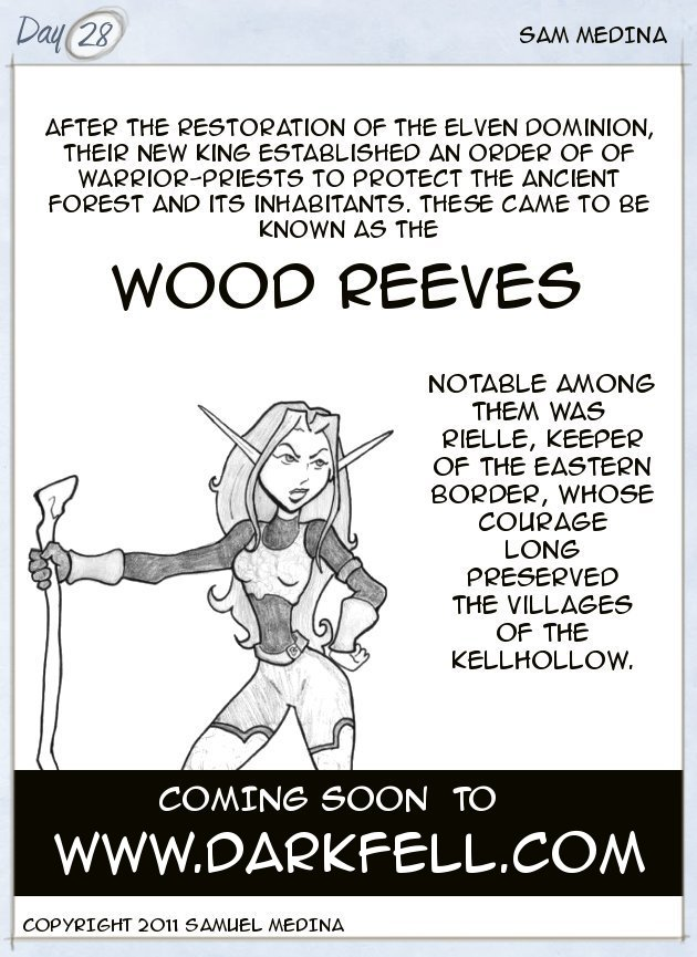Rielle the Wood Reeve