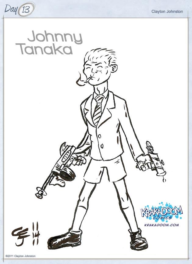 Johhny Tanaka