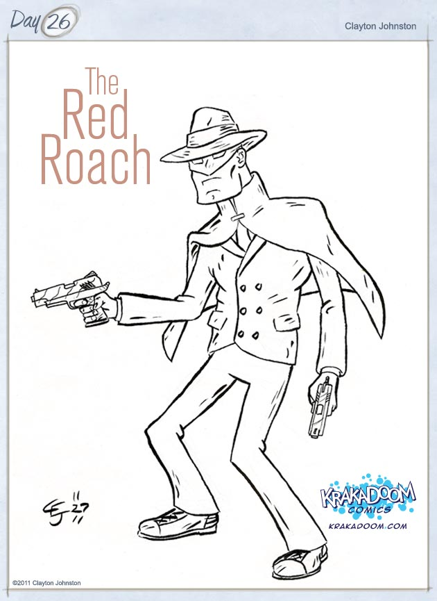 The Red Roach