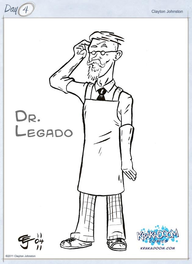 Dr. Legado