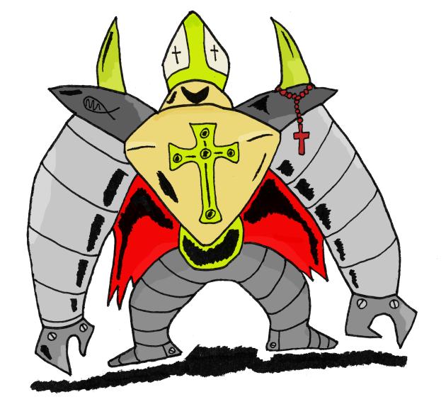 Robo-Pope