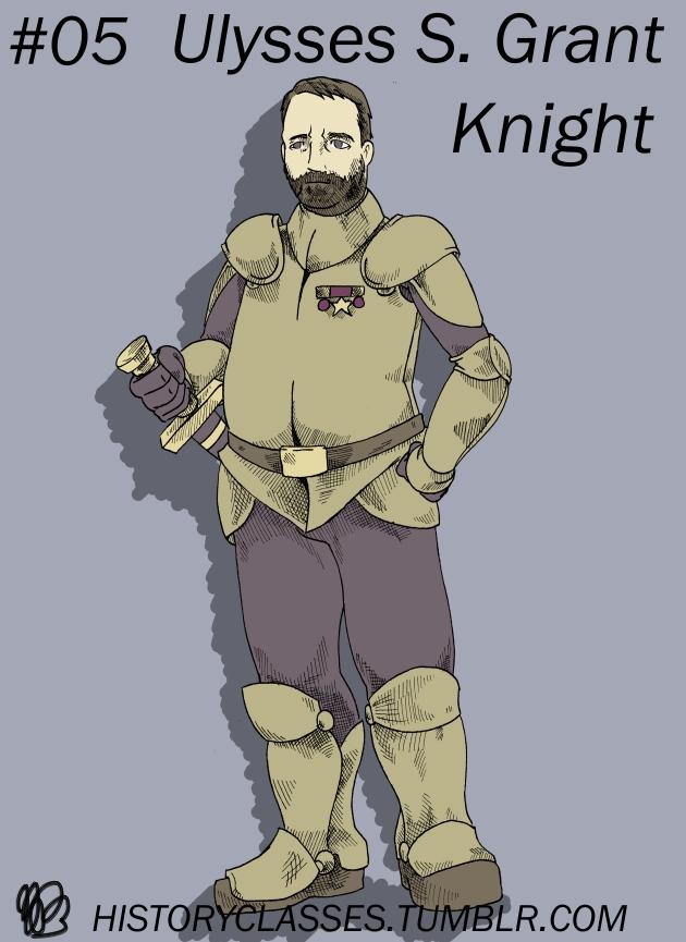Ulysses S Grant - Knight