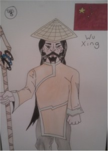 #3 - Wu Xing - Jay Faulkner