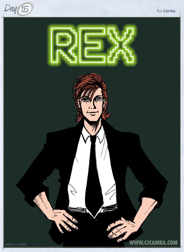 #15 Rex
