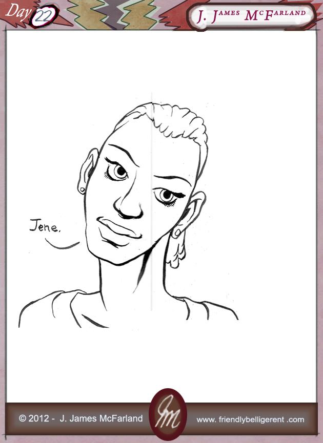 J. James McFarland graphic design friendly belligerent illustration professional modern relevant   narrator story art cartooning  homeland