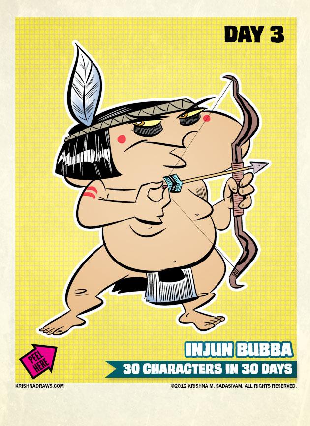 Injun Bubba