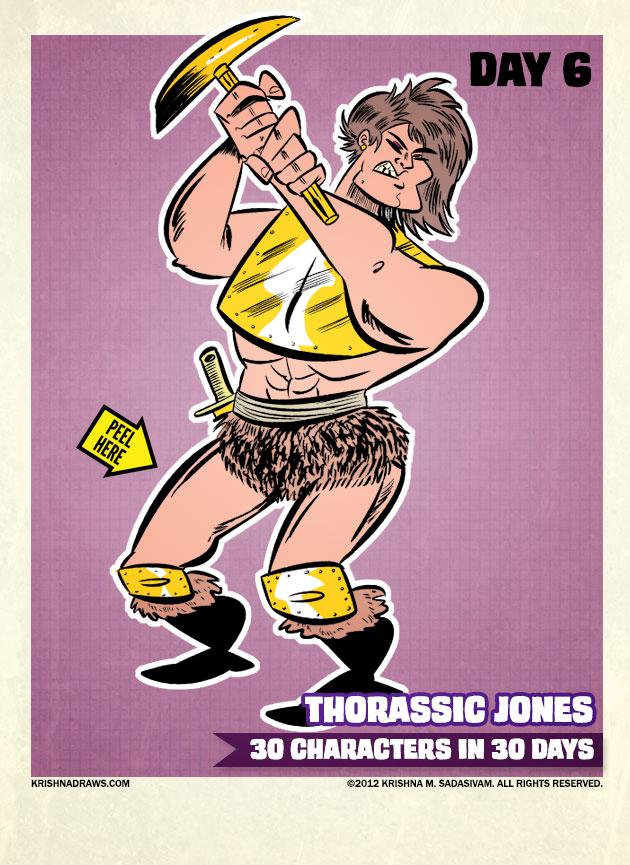 Thorrasic Jones