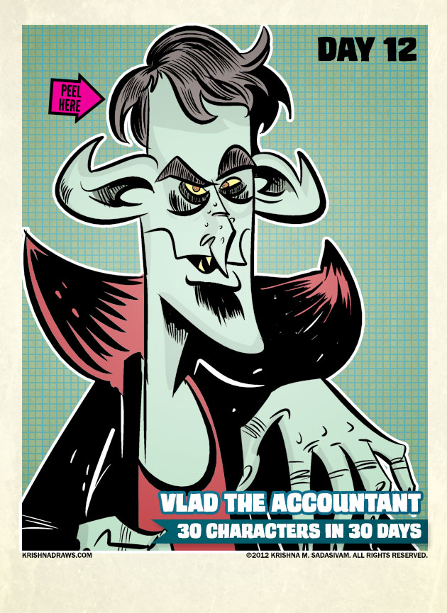 Vlad the Accountant