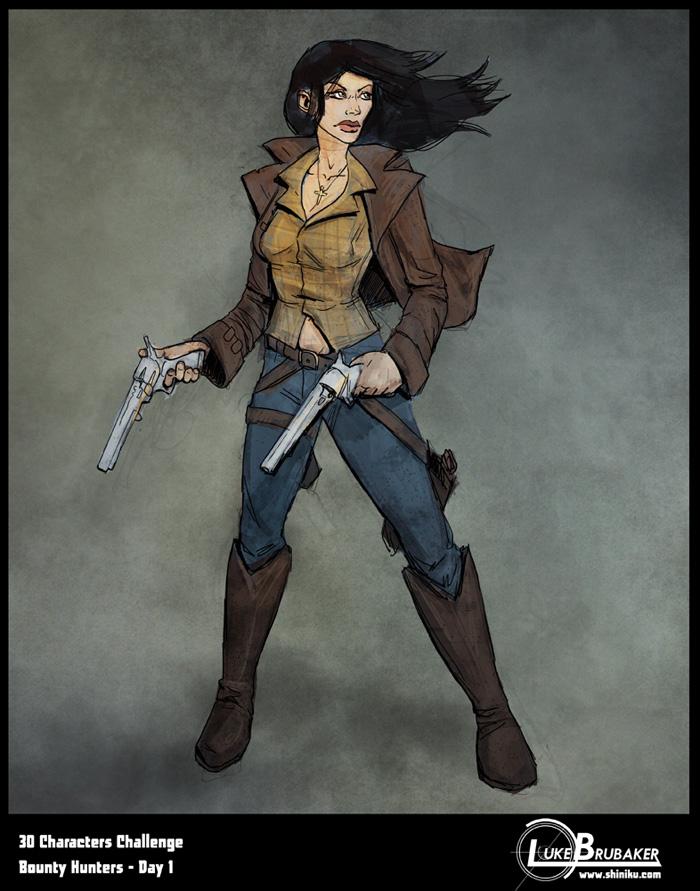 Western Bounty Hunter