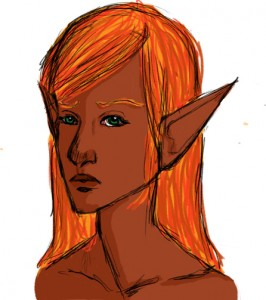 elf color small