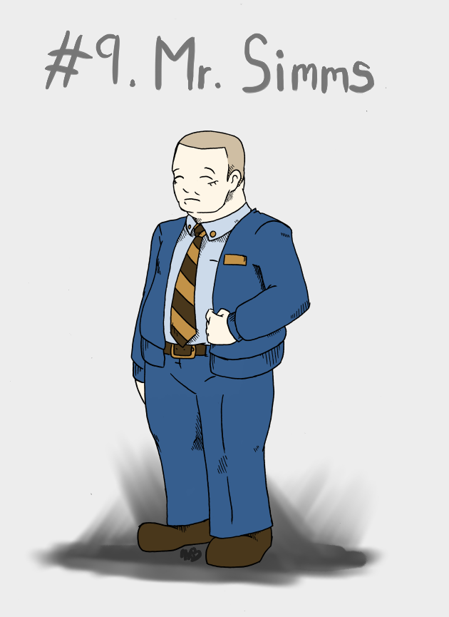 09 - Mr Simms