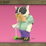 #14 Sir Basker the Dog