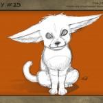 #15 Fenny the Fennec Fox