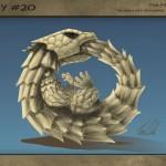 #20 Armani the Armadillo Lizard