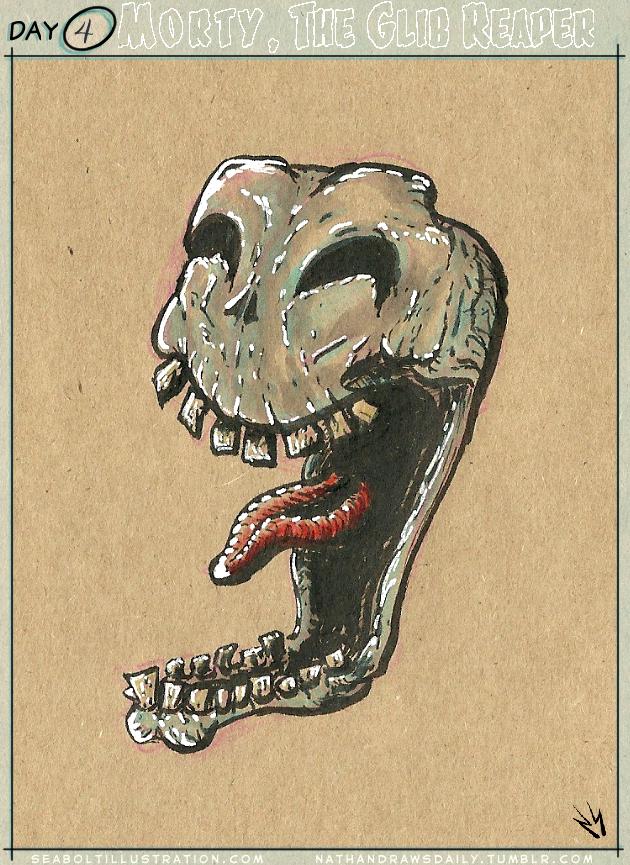 Morty The Glib Reaper