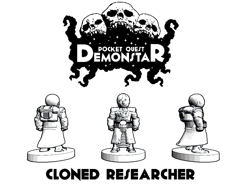 Cloned Researcher