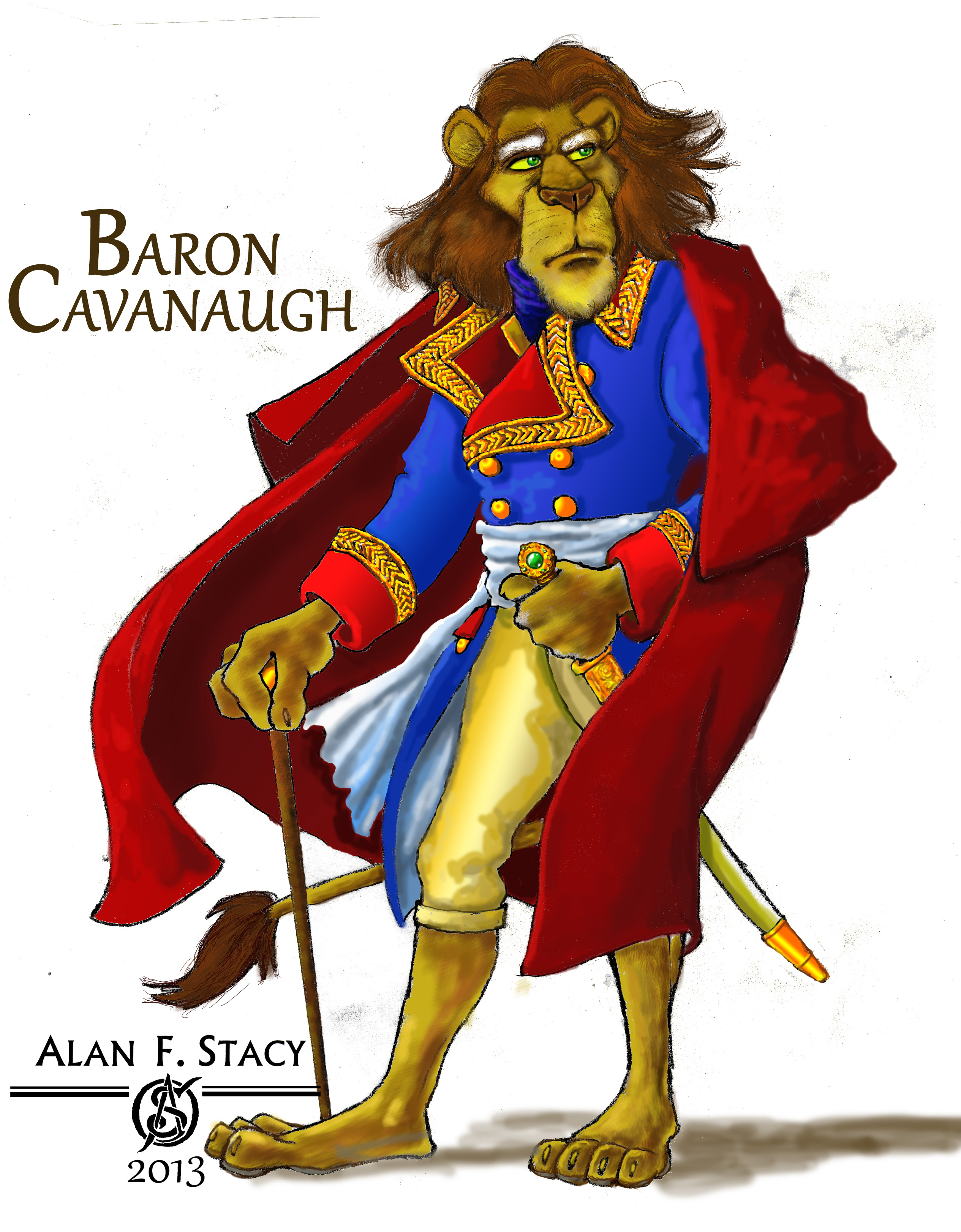 Day 2 -Baron Cavanaugh FINAL TITLE
