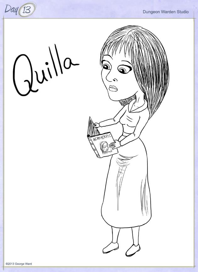 Day13-Quilla