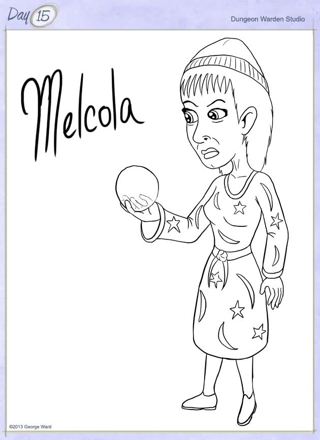 Day15-melcola
