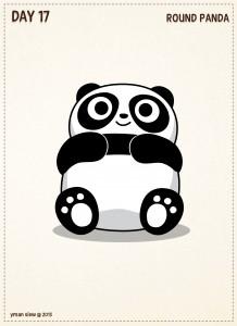 Day17-Round Panda-01