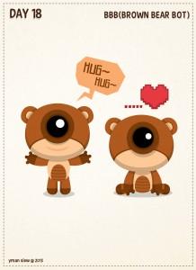 Day18-Brown Bear Bot-01