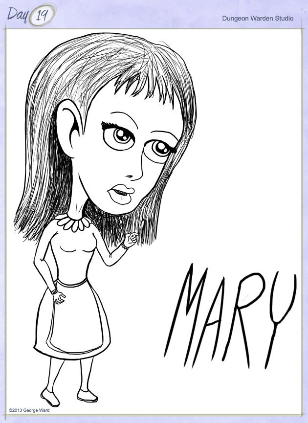 Day19-Mary