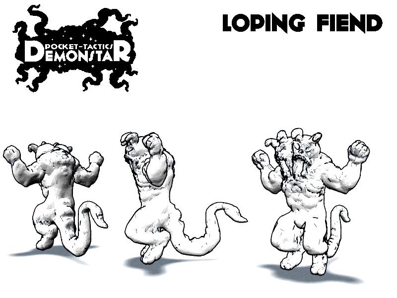 Loping Fiend