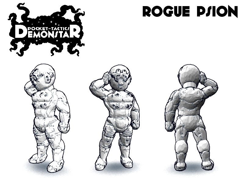 Rogue Psion