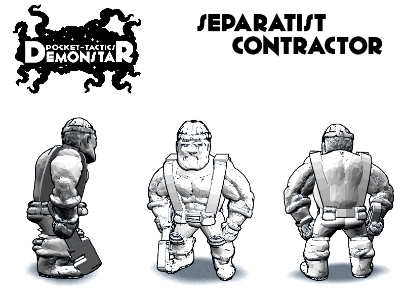 Separatist Contractor