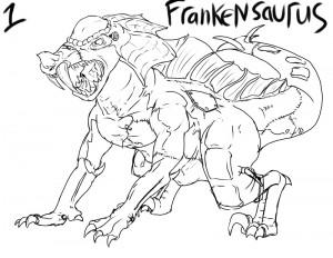 frankensaurus