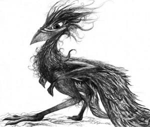 Harold the Gargantuan Bird of Appalachia