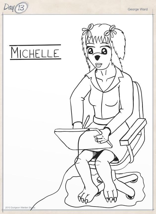 Day 13 - Michelle