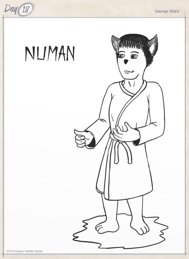 Day 18 - Numan