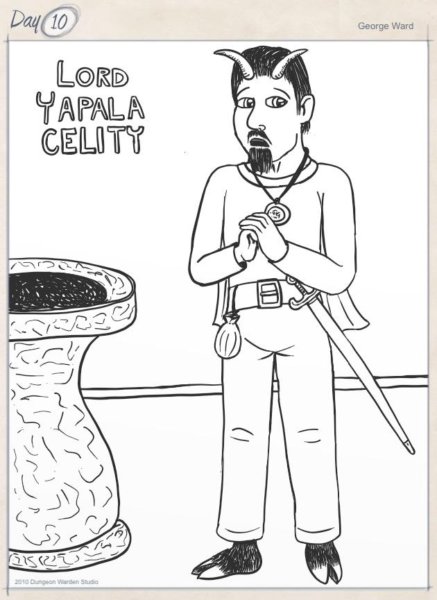Day 10 - Lord Yapala