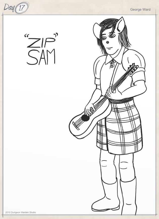 Day 17 - Zip Sam