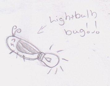 Lightbulb Bug