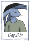 Day 25 - Nyarokhu
