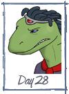 Day 28 - Sir Yurudón