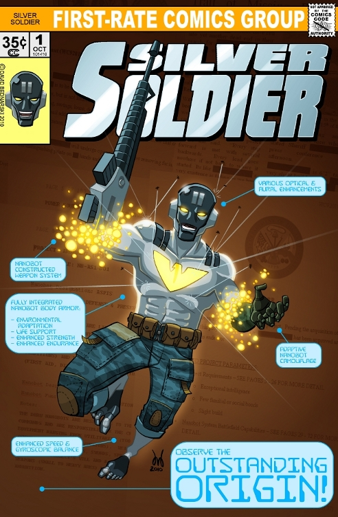 SilverSolder 3030 David Bednarski