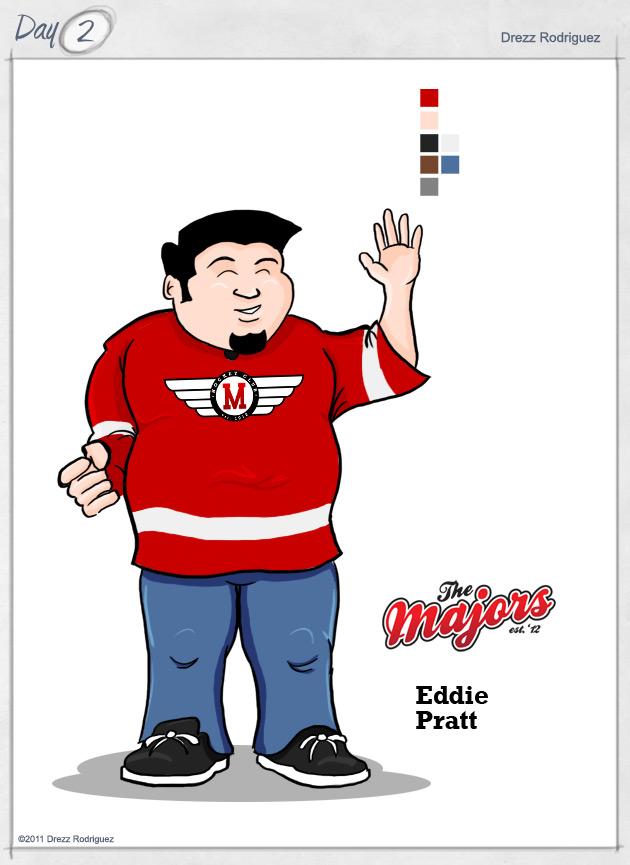 Eddie Pratt from The Majors