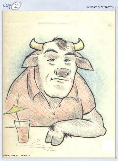 """Redd"" Bull"