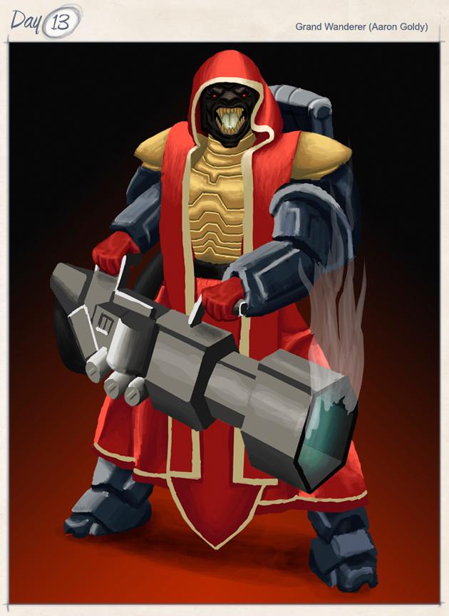 """War Cleric"""